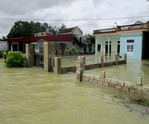 At least 37 dead, thousands flee amid major floods in Vietnam