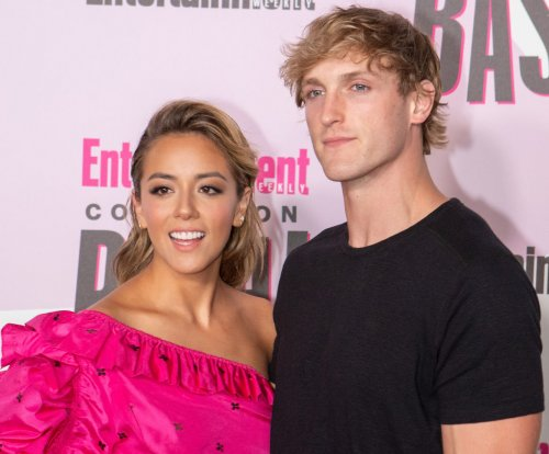 Chloe Bennet, Logan Paul make red carpet debut as couple