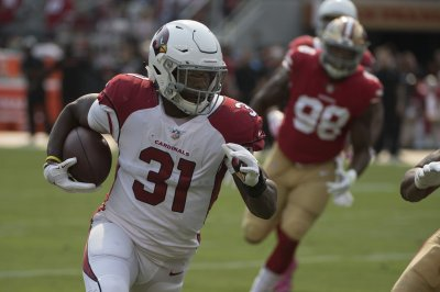 Arizona Cardinals RB David Johnson to miss Thursday's game vs. 49ers