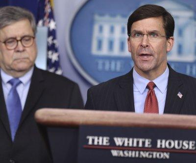 U.S. announces military counternarcotics operation near Venezuela