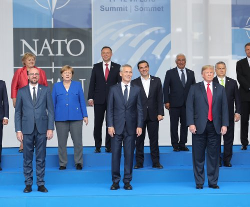 10 NATO countries now spending 2% of GDP on defense, report shows