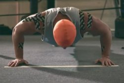 North Carolina man breaks record with 3,050 pushups in one hour