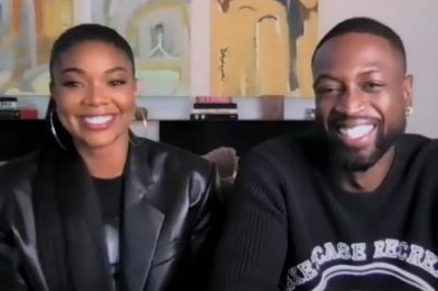 Gabrielle Union, Dwyane Wade want to 're-brand' shade with children's book