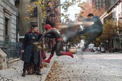 Spidey and Doctor Strange team up in 'Spider-Man: No Way Home' trailer