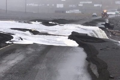 Hurricane Larry leaves tens of thousands without power in Newfoundland, Canada