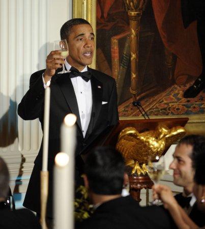 State dinner: Obama, Lee praise trade deal
