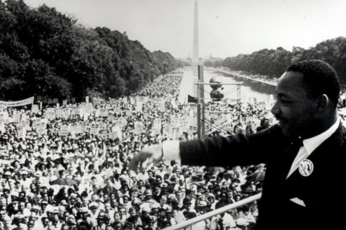 50 years after Civil Rights Act, struggle for equality lives on