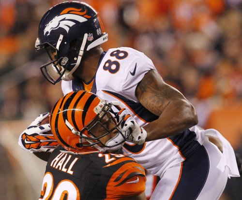 Denver Broncos' Thomas deal up against deadline