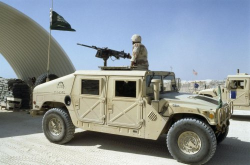 Saudi Arabia ready to commit ground troops to Islamic State fight in Syria
