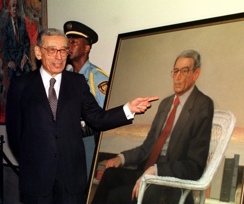 Former U.N. Secretary-General Boutros Boutros-Ghali dies at 93