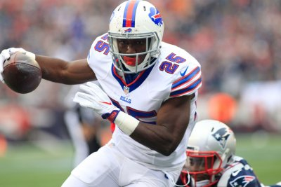 LeSean McCoy's two TDs spark Buffalo Bills past Jacksonville Jaguars