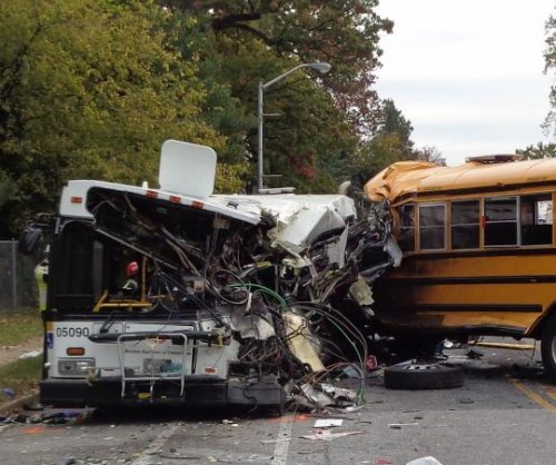 NTSB: Driver in Baltimore bus crash had medical condition, other crashes