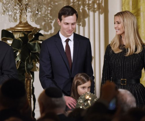 White House advisers Jared Kushner, Ivanka Trump sued