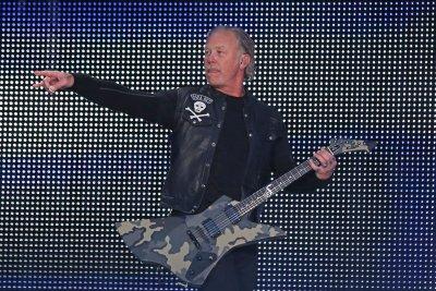 James Hetfield heads to rehab, Metallica cancels Australian tour