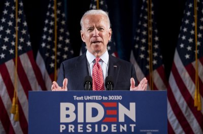Joe Biden projected to win Ohio presidential primary