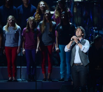 Josh Groban's 'All That Echoes' tops U.S. album chart