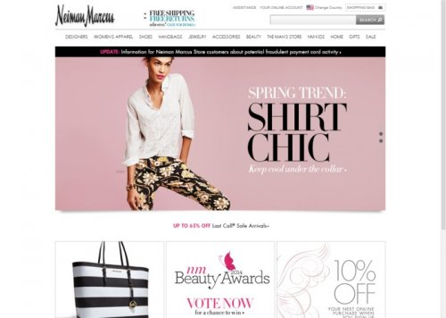 Neiman Marcus confirms and apologizes for data breach