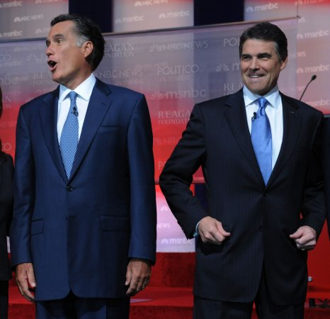 Poll: Perry leading on electability
