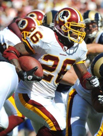 NFL: St. Louis 19, Washington 17