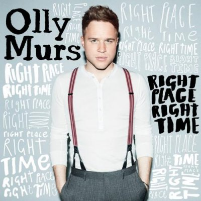 Olly Murs to release first U.S. album
