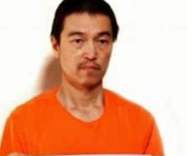 Islamic State video purportedly shows beheading of Japanese journalist Kenji Goto