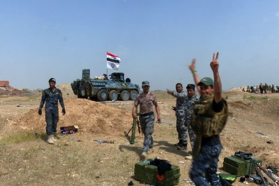 Official: Iraq regained over a quarter of IS territory