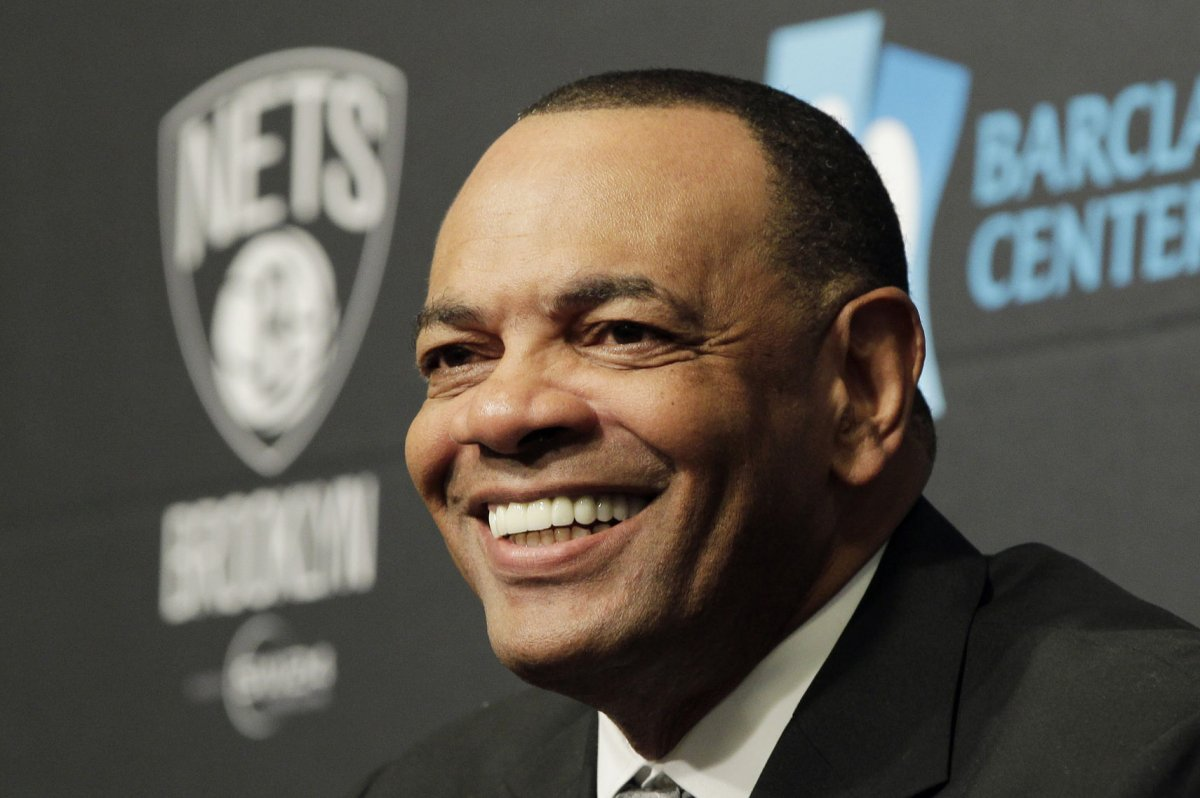 Brooklyn Nets fire coach Lionel Hollins reassign GM Billy King