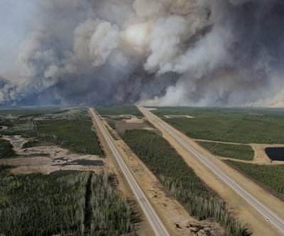 Alberta's economy hit by May wildfires