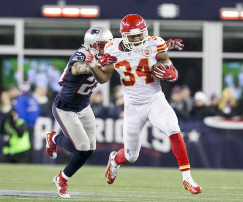 Knile Davis: Running back exiled by third team in three weeks