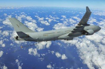 Northrop Grumman, Lufthansa partner for Australian tanker support