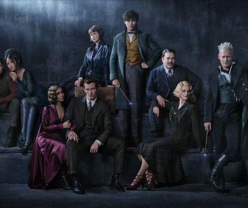 'Fantastic Beasts' sequel titled 'The Crimes of Grindelwald'