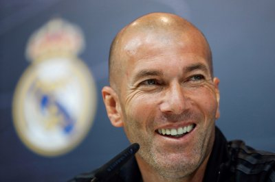Zinedine Zidane signs first player since returning as Real Madrid manager