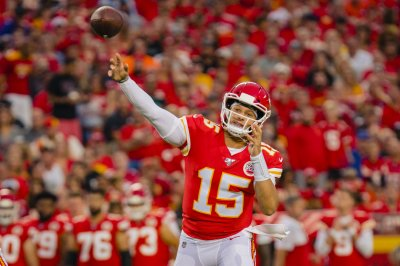 Chiefs QB Patrick Mahomes likely out vs. Vikings