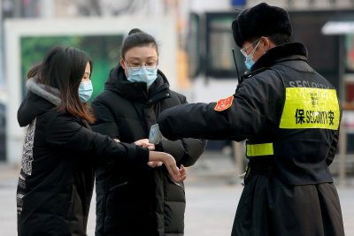 Coronavirus deaths near 2,600 in China; cases in S. Korea skyrocket