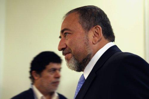 Israel's Lieberman: Peace a decade away