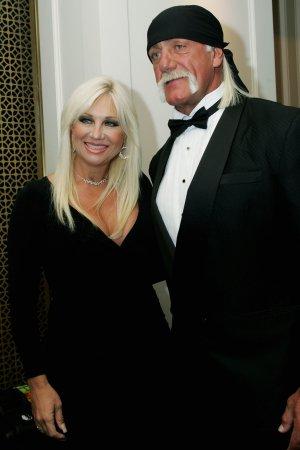 Hogan accused of menacing ex's beau