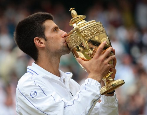Djokovic seeded No. 1 for U.S. Open