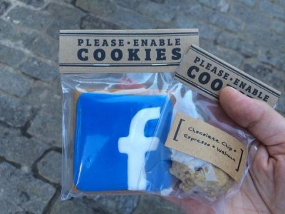 New Yorkers trade personal info for cookies
