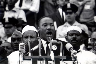 MLK's voice from archives: 'I tried to love and serve humanity'