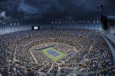 Rain delays women's, men's semifinals to create 'Fantastic Friday' at US Open