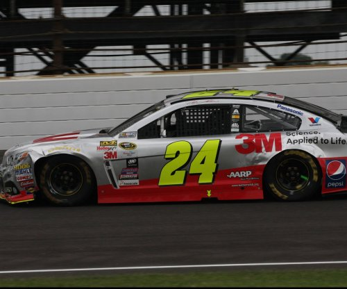 Jeff Gordon wants to be more than sentimental favorite