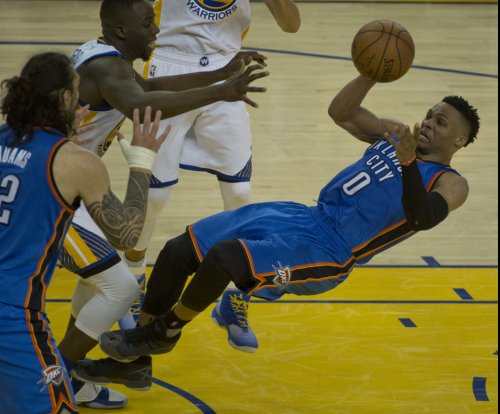 Oklahoma City Thunder's Russell Westbrook inks 3-year, $85.7M extension