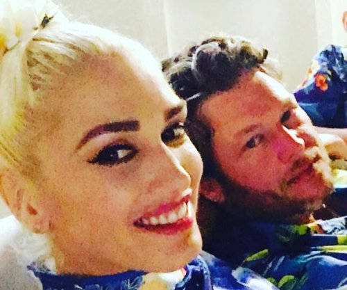 Gwen Stefani, Blake Shelton enjoy family time in Oklahoma
