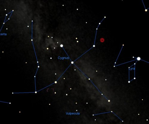 Astronomer predicts red nova explosion to light up the sky in 2022