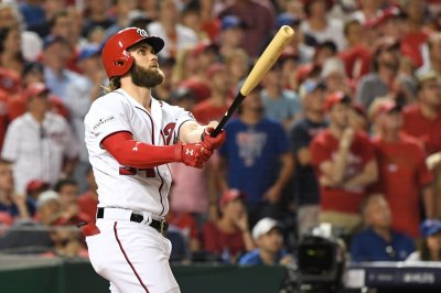Bryce Harper: Washington Nationals star crushed a game-tying HR vs. Chicago Cubs