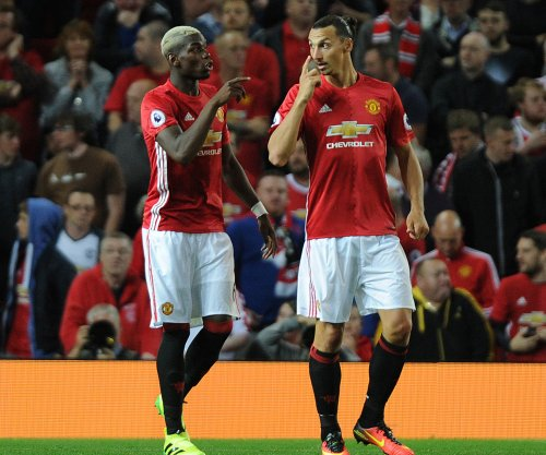 Manchester United: Ibrahimovic, Pogba and Rojo will play against Newcastle