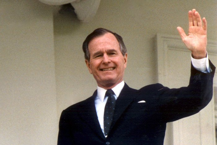 On This Day: Kuwait says it foiled Bush assassination attempt