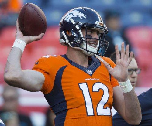 Denver Broncos fans boo former first-round pick Paxton Lynch