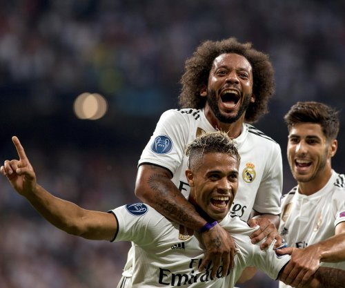 Champions League: Mariano dazzles for Real Madrid
