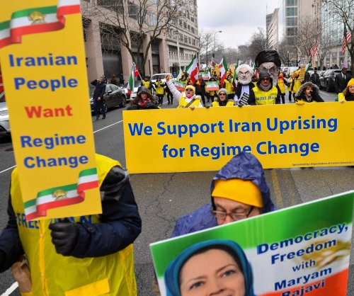 Iran's thuggish regime is in throes of death